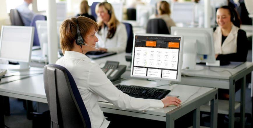 Управление Облачной АТС Telcom